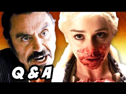 Game Of Thrones Season 6 Q&A - New Cast Edition