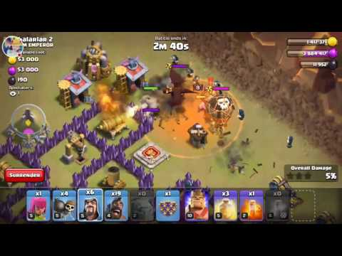 Russia hits America | Clash of Clans Edition |