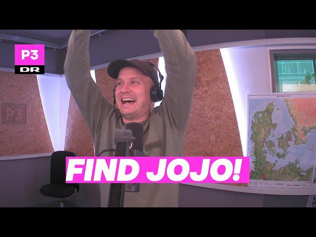 Jojo er væk! Lytterne hjælper med at opklare mysteriet