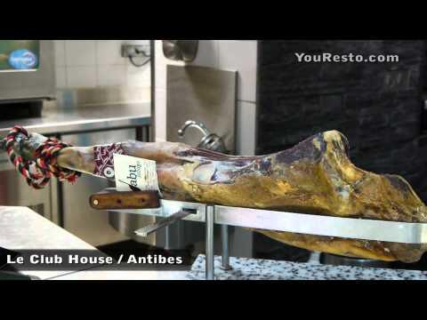 Restaurant Le Club House Antibes par YouResto.com
