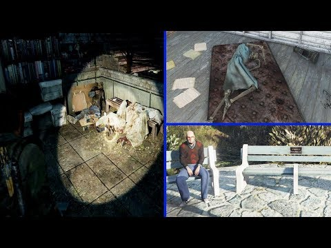 The Saddest Details In Video Games - Part 2