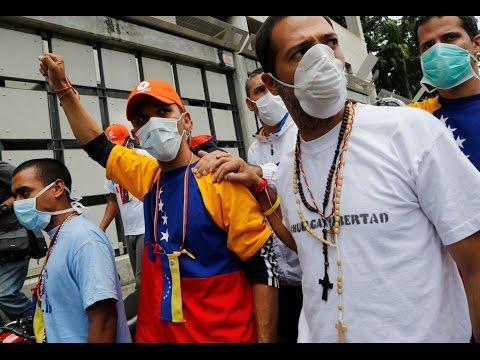 Global Journalist: Venezuela's many crises