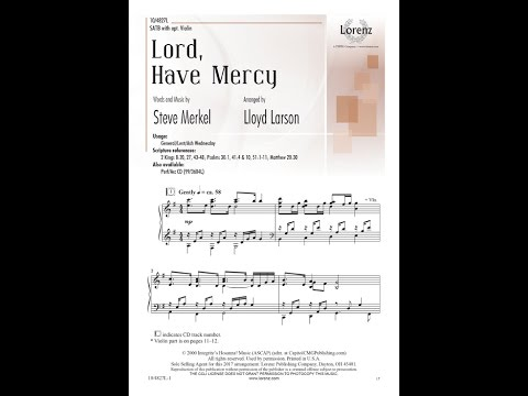 1 Lord have mercy( C Am F G7)-Holy Family Church Choir by