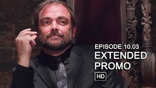 Supernatural 10x03 Extended Promo - Soul Survivor [HD]