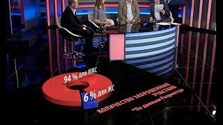 «Через край»: кто лишится земли(В ток-шоу «Через край» 5 апреля обсудили изменения в земельном законодательстве России и Краснодарского..., 2016-04-06T09:14:00.000Z)