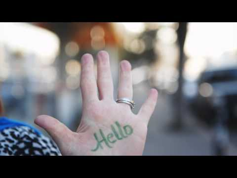 Just Say Hello, a message from Skype and O, The Oprah Magazine