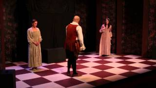 Othello - Act 3 Scene 4 - Where should I lose that handkerchief, Emilia
