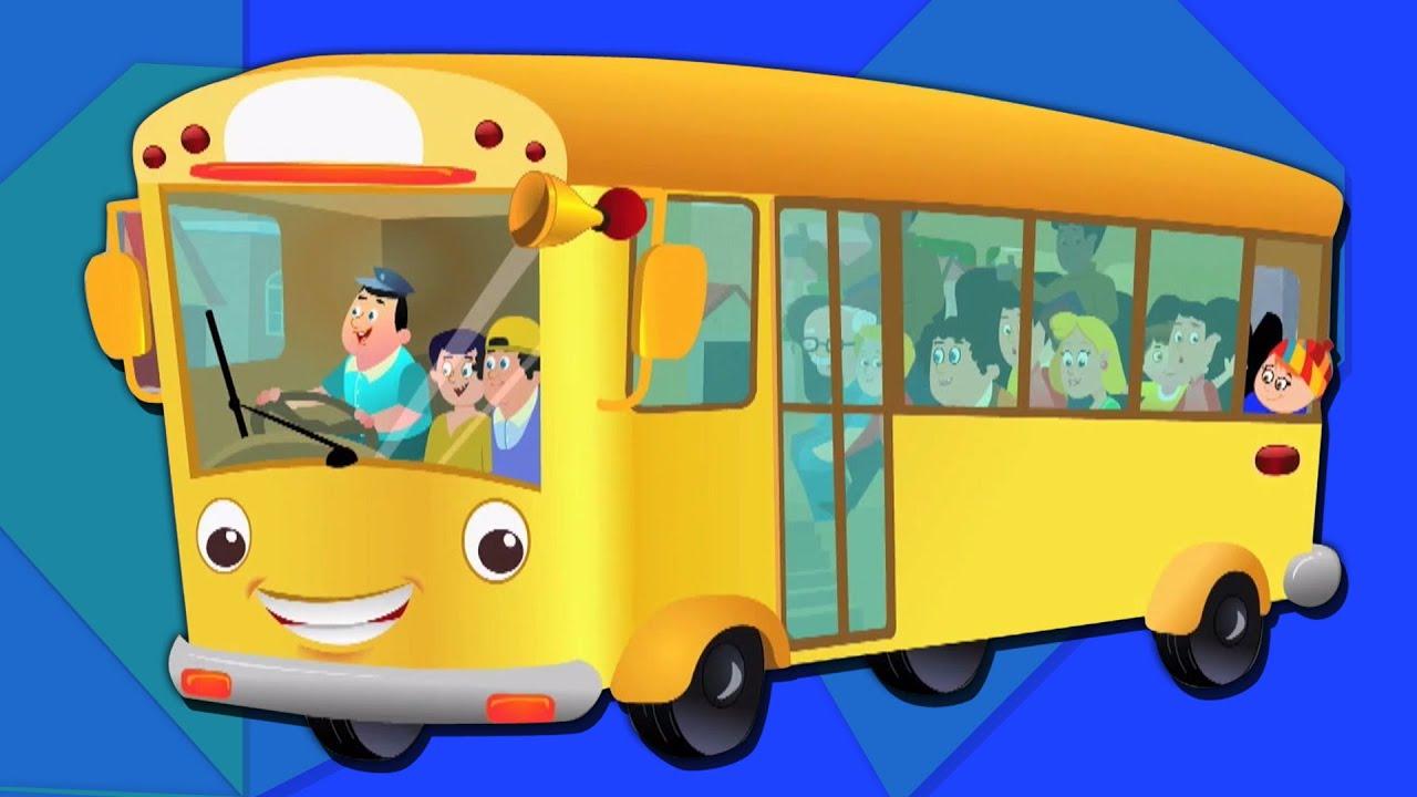 Roues Du Bus