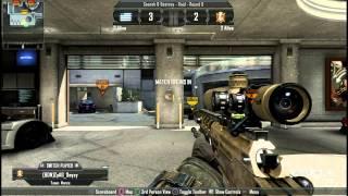4回戦six on screen vs TR 2MAP目RAID