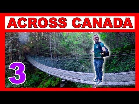 Cool Suspension Bridge In Port Alberni!