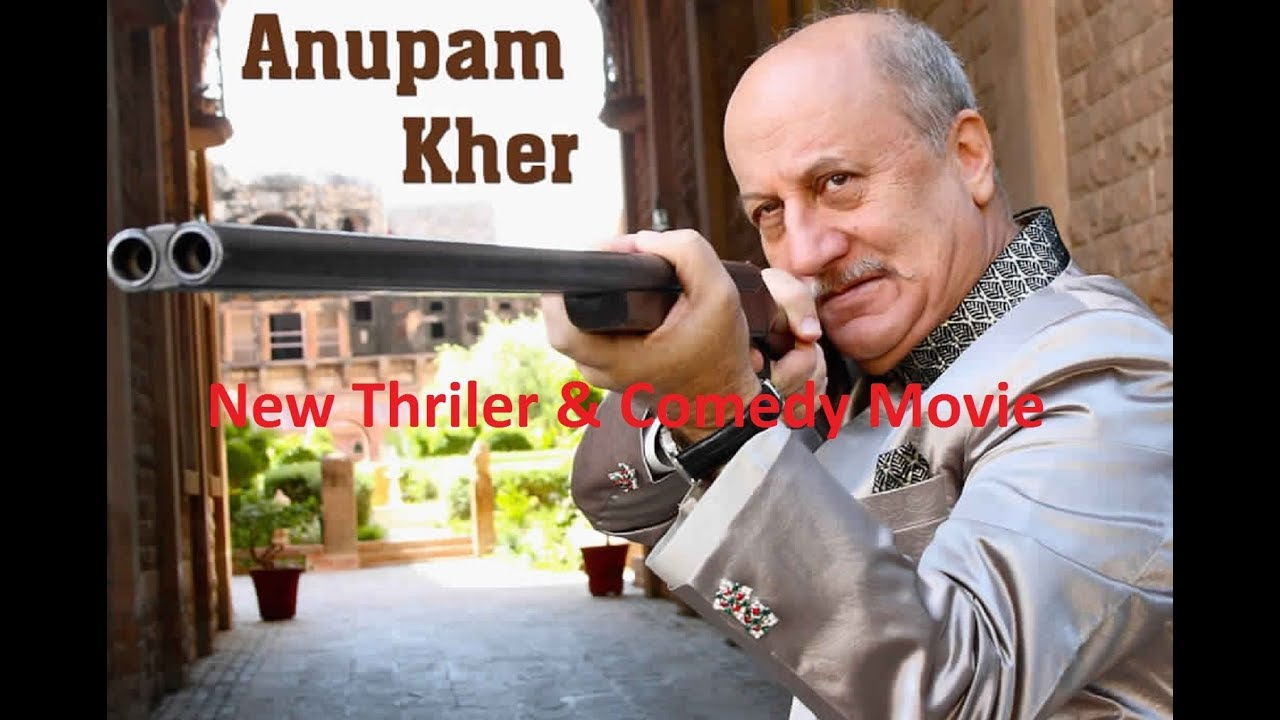 Download New Most Popular Comedy Movie In Hindi    Anupam Kher    Om Puri    Jimmy Shergill    Soniya Mehra