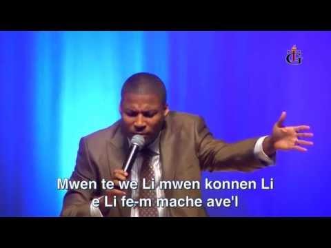 Senyè, fè m wè Glwa w - Tabernacle of Glory - Gregory Toussaint