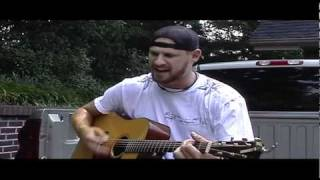 """Chase Rice """"maybe She's In Texas"""" 8-12-10"""