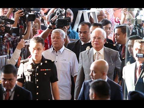 Najib, Irwan, Hasanah to be charged