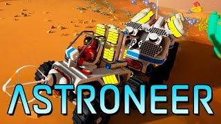 Astroneer Full Version Story Mode Gameplay German - Mittelpunkt der Welt
