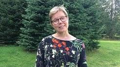 Ympäristöministeri Krista Mikkosen Suomen luonnon päivän tervehdys Luonnonsuojeluliitolle