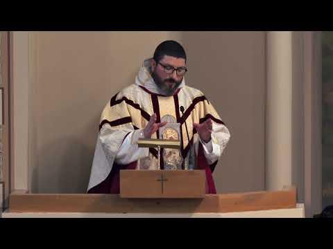Rev. Gabriel Mosher, O.P. (2018)