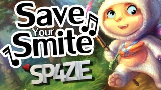 Repeat youtube video ♥ Save Your Smite - League of Legends Cover - Sp4zie