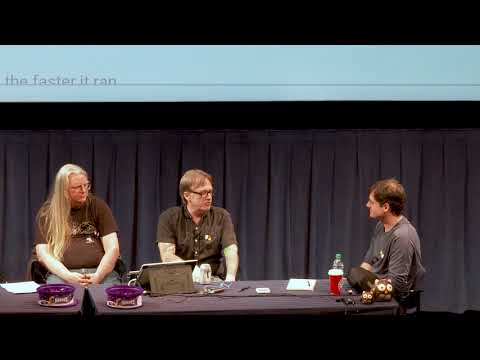 HandmadeCon 2016 - History of Software Texture Mapping in Games