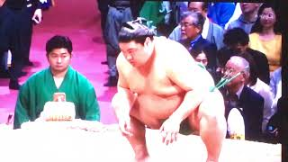 大相撲 #nhk_oozumou   #照ノ富士 #嘉風.