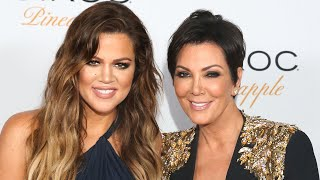 Khloe Kardashian Shares Sexy Bikini Snap of Mom Kris Jenner -- See the Pic!