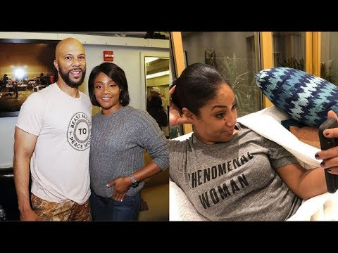 Congratulations Tiffany Haddish Get Pregnant While Quarantining With Common Youtube