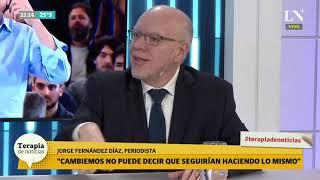 Análisis quirúrgico de Jorge Fernández Díaz
