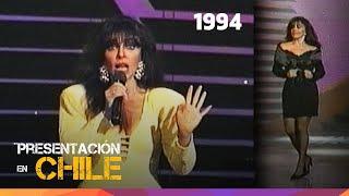 """Verónica Castro - Presentación en Chile - 1994. Programa """"Una vez más"""""""