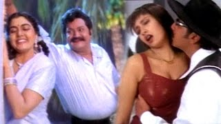 Manthramedo Full Video Song || Lahiri Lahiri Lahirilo || Harikrishna, Vineeth, Bhanupriya, Sanghavi