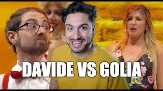 CIAO DARWIN 8: DAVIDE VS GOLIA | ANTHONY IPANT'S