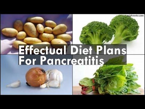 Effectual Diet Plans For Pancreatitis