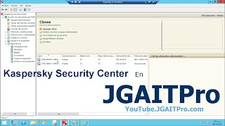 Kaspersky Security Center - Versiones para empresas (Total, Advanced, Select y Core)