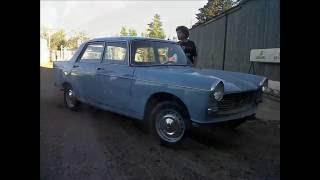 La transformación del Peugeot 404