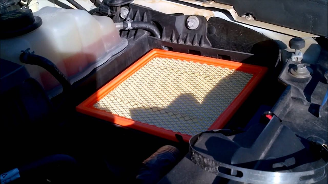 how to 1080p f150 4x4 air filter change. Black Bedroom Furniture Sets. Home Design Ideas