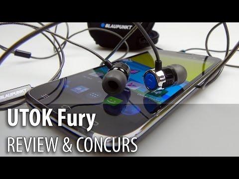 UTOK Fury Review & Concurs (Telefon octa-core cu caști Blaupunkt) - Mobilissimo.ro