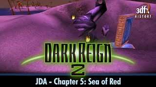 3dfx Voodoo 5 6000 AGP - Dark Reign 2 - JDA - Chapter 5: Sea of Red [Gameplay/60fps]
