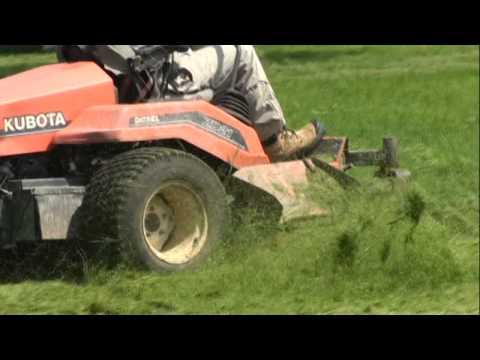 2009 Kubota Zd331lp 72 Inch Deck Zero Turn Riding Lawn