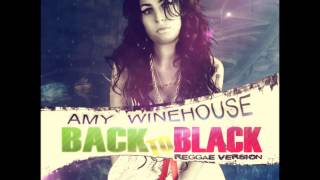 Amy Winehouse - Back to Black (Reggae Version) Prod. Alann Ulises