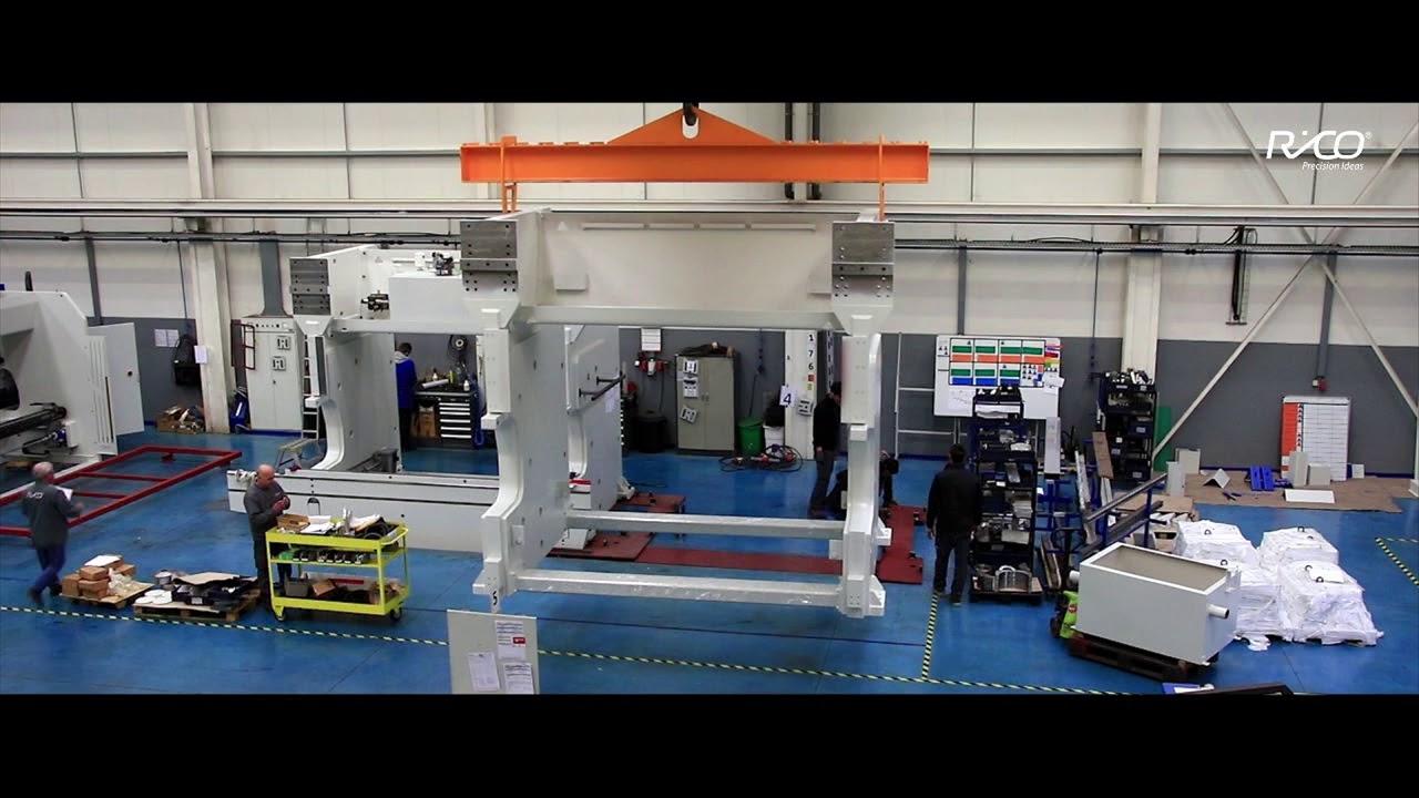 RICO PRCB 40600 Tandem In Manufacture