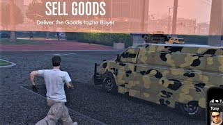 E273 Nightclub Sell Mission #2, Sightseer? We Sell All This Time! - Lets Play GTA 5 Online PC 60fps