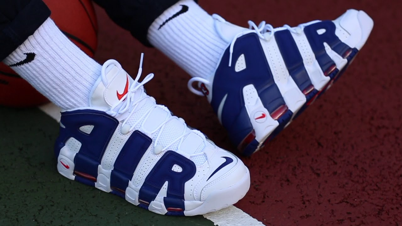 buy popular 1458b a1e01 Nike Air More Uptempo  96  The Dunk  by Soleheaven