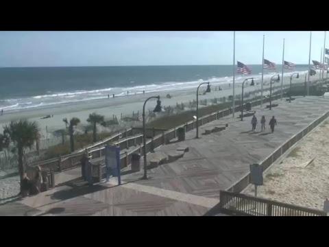 EarthCam Live: Myrtle Beach Cam - YouTube