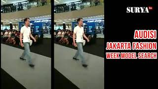 AUDISI JAKARTA FASHION WEEK MODEL SEARCH 2019