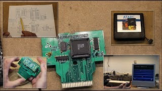 Atari 5200 Multi-ROM Cartridge Using Raspberry Pi