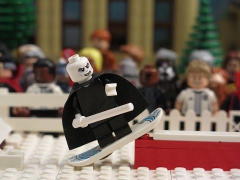 LEGO Harry Potter - Snowboarding