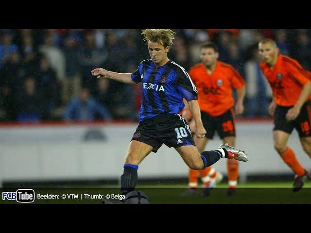 2004-2005 - Champions League - 04. 3de Voorronde - Club Brugge - Shakhtar Donetsk 2-2