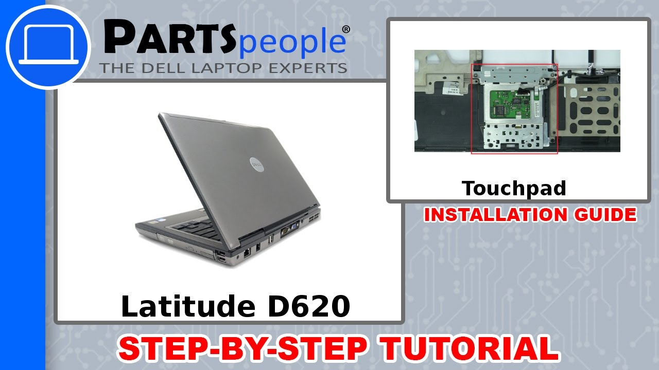 DRIVERS FOR DELL D620 TOUCHPAD