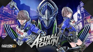 Astral Chain [Switch] -- recenzja