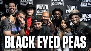 Black Eyed Peas On Hip Hop History + Ghostwriters