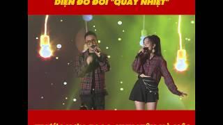 JustaTee - Phương Ly diện đồ đôi quẩy nhiệt với bản song ca Hot hit